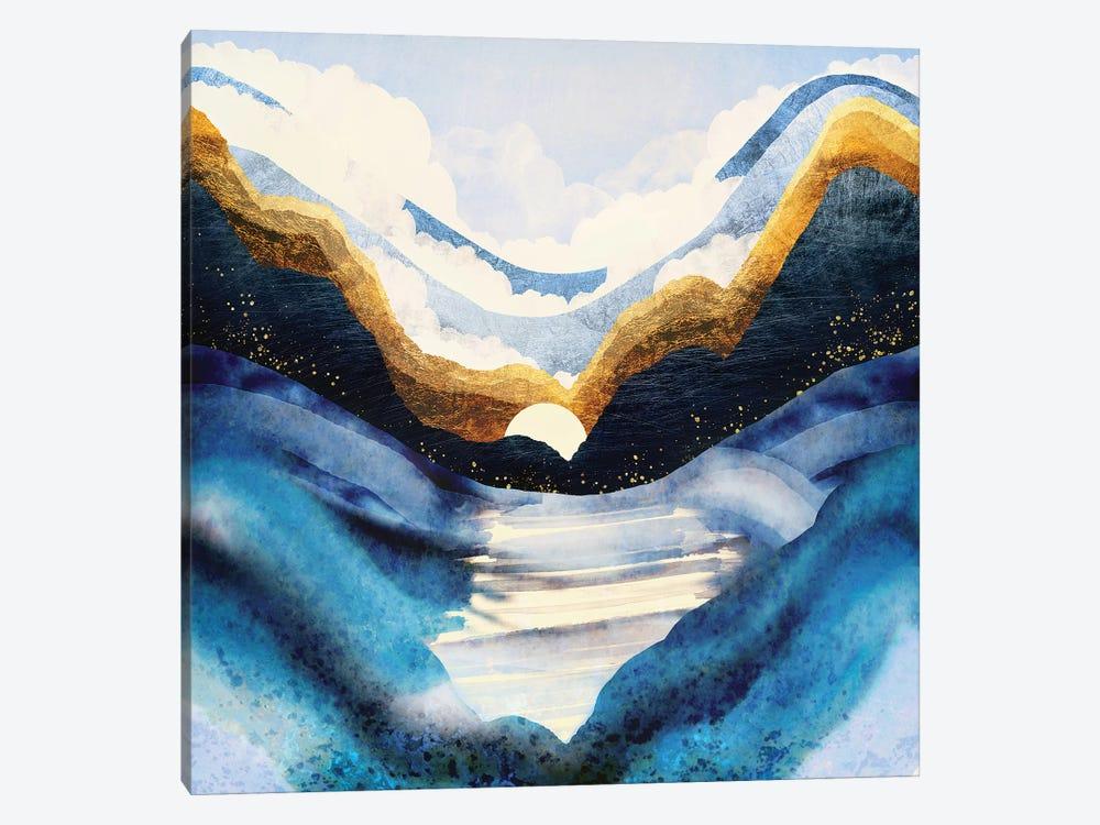 Sunrise by SpaceFrog Designs 1-piece Art Print