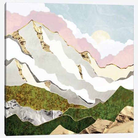 Spring Mountain 3-Piece Canvas #SFD271} by SpaceFrog Designs Canvas Artwork