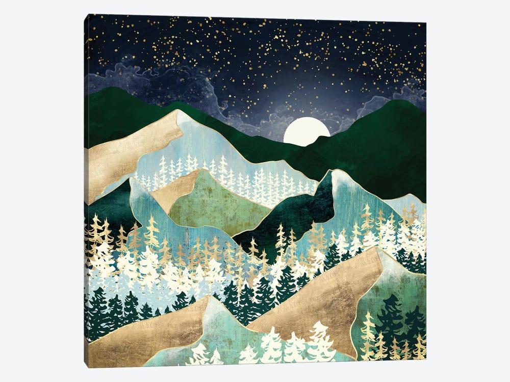 Spring Night Vista by SpaceFrog Designs 1-piece Art Print