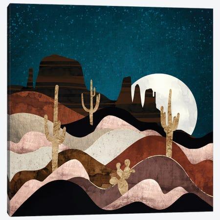 Desert Stars Canvas Print #SFD306} by SpaceFrog Designs Canvas Print