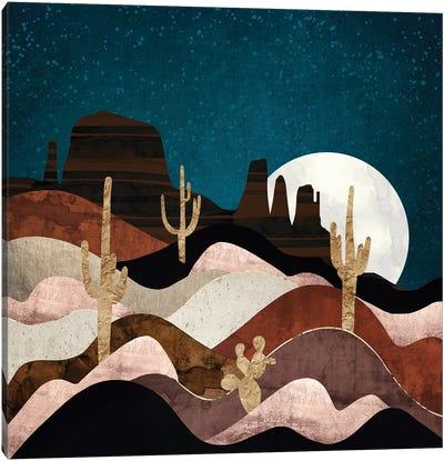 Desert Stars Canvas Art Print