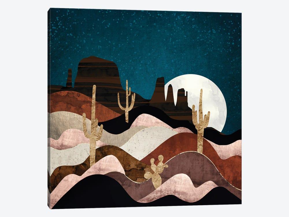 Desert Stars by SpaceFrog Designs 1-piece Canvas Print