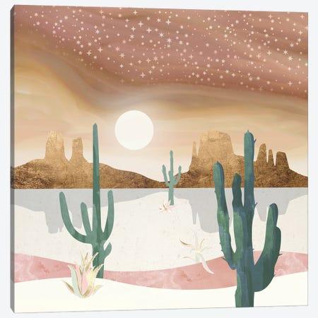 Honey Sky Canvas Print #SFD321} by SpaceFrog Designs Canvas Art