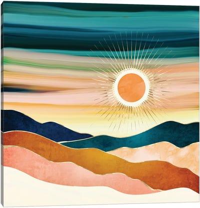Jewel Dusk Canvas Art Print