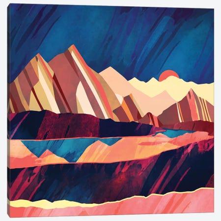 Desert Valley Canvas Print #SFD32} by SpaceFrog Designs Canvas Art