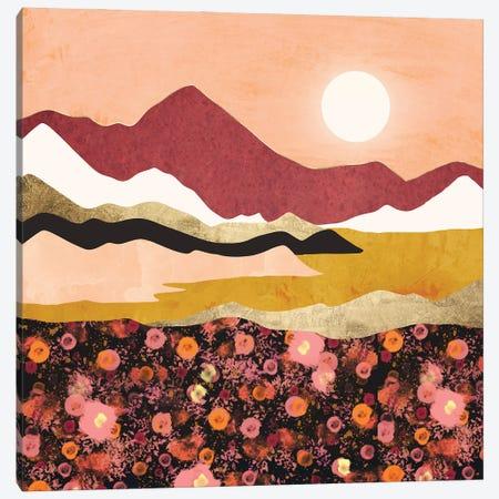 Autumn Field II Canvas Print #SFD342} by SpaceFrog Designs Canvas Art