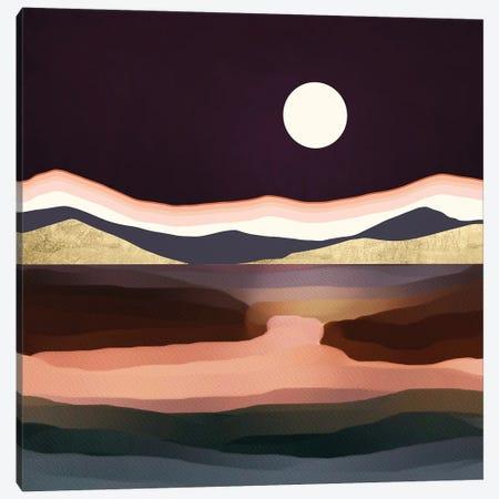 Mulberry Vista Canvas Print #SFD369} by SpaceFrog Designs Canvas Artwork