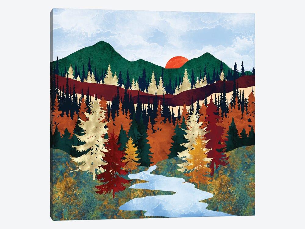 Valley Stream by SpaceFrog Designs 1-piece Canvas Art Print