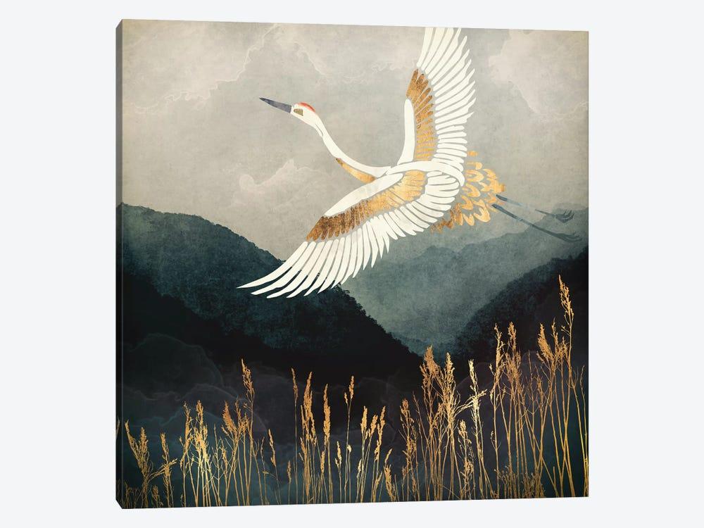 Elegant Flight by SpaceFrog Designs 1-piece Art Print