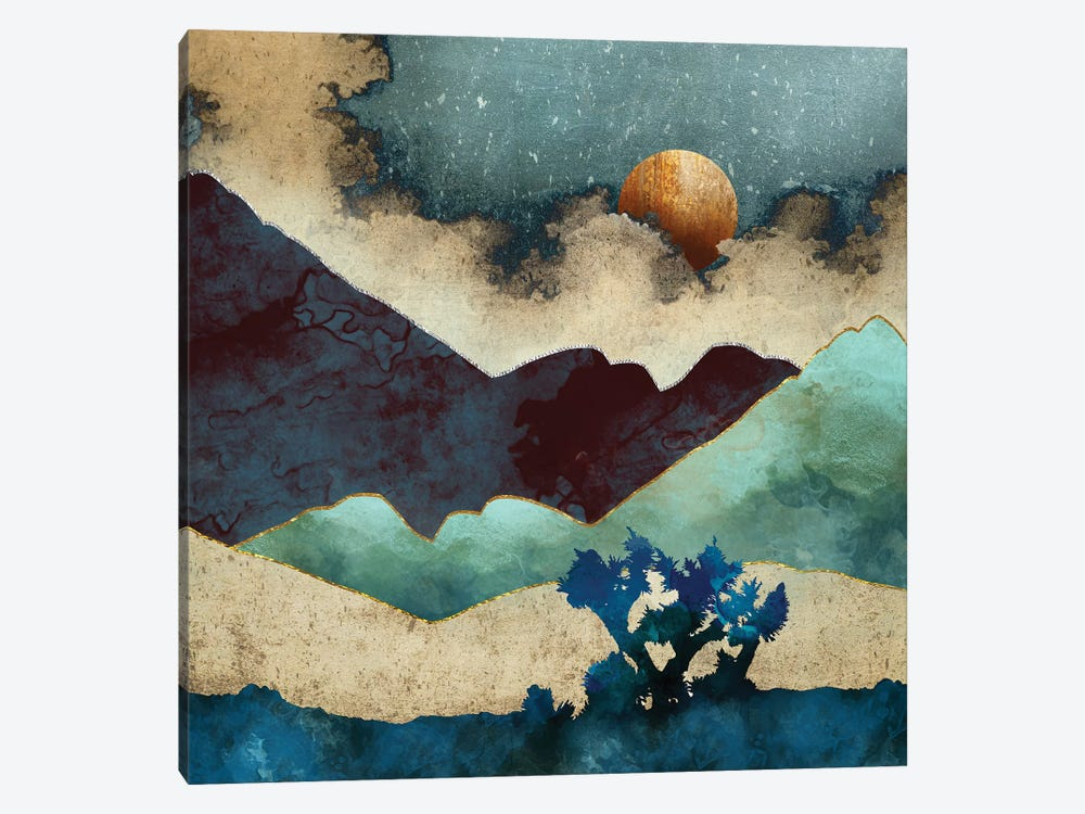 Evening Calm by SpaceFrog Designs 1-piece Art Print