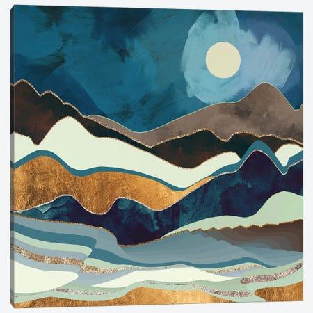 Autumn Hills Canvas Print #SFD4} by SpaceFrog Designs Canvas Art Print