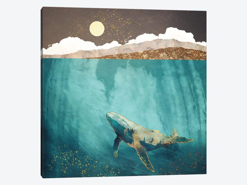 Light Beneath by SpaceFrog Designs 1-piece Canvas Art Print