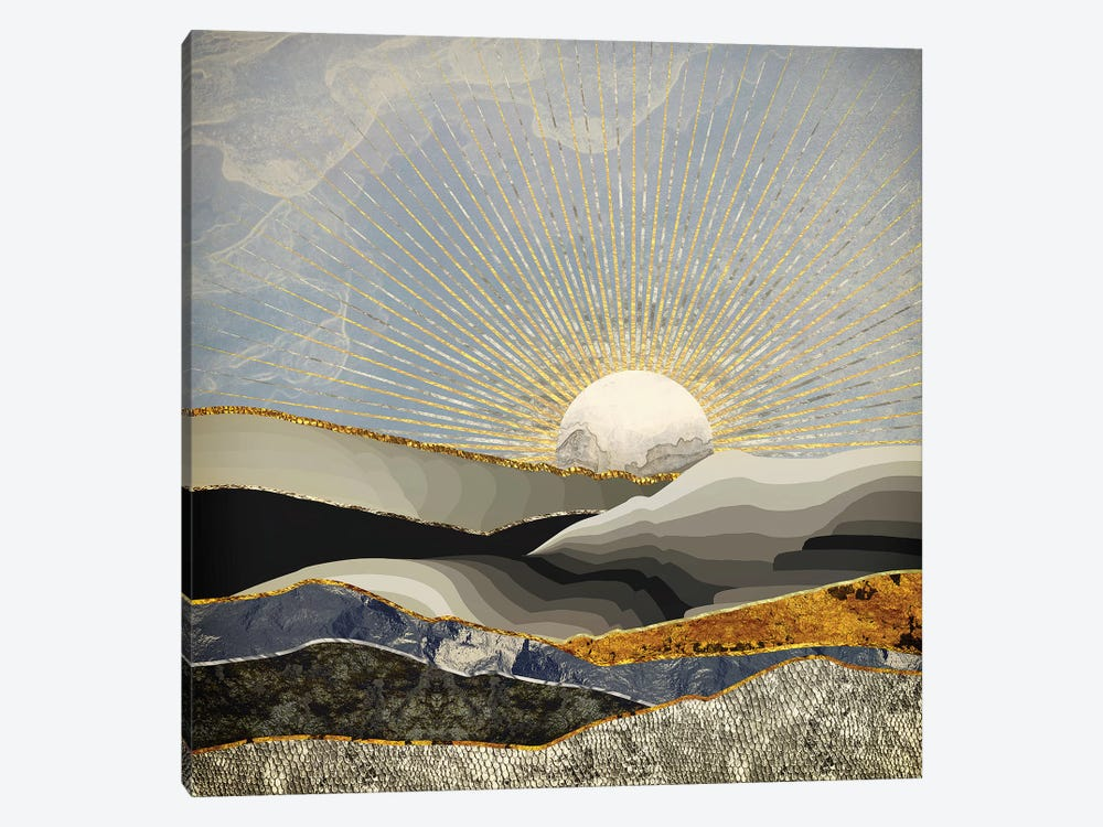 Morning Sun by SpaceFrog Designs 1-piece Art Print