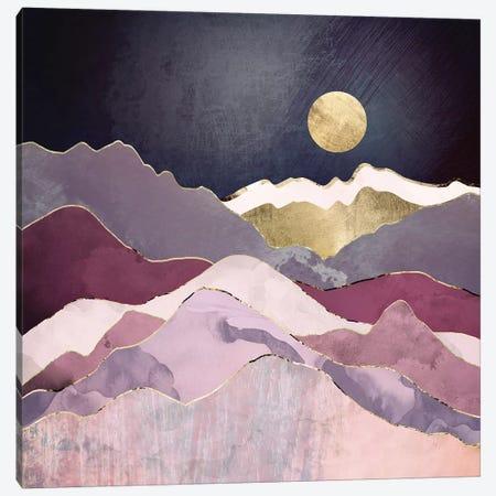 Raspberry Dream Canvas Print #SFD89} by SpaceFrog Designs Art Print