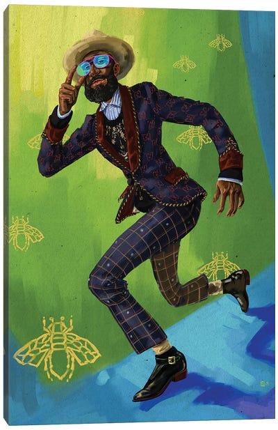 Gucci Man Canvas Art Print