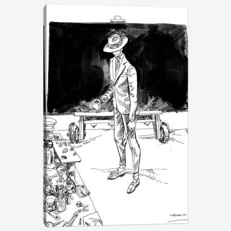 My Shadow Phase Canvas Print #SFM128} by Sunflowerman Canvas Artwork