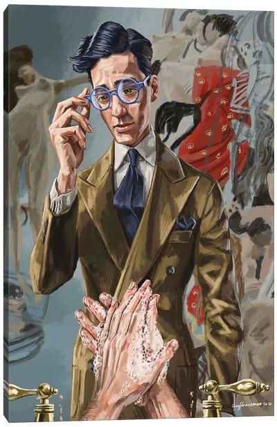 Hygiene Is Medicine Canvas Art Print