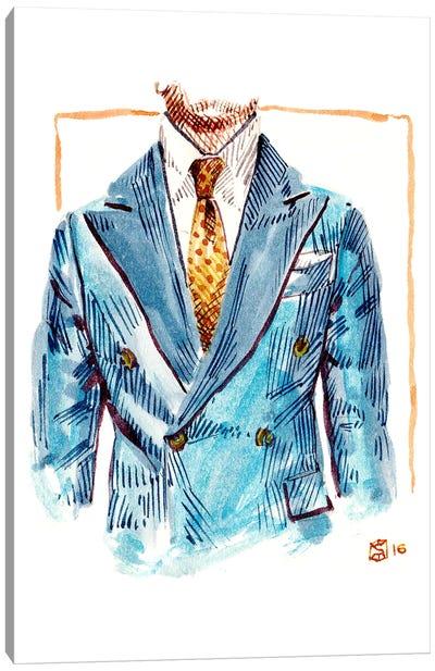 Brunello Cucinelli Chest Canvas Art Print