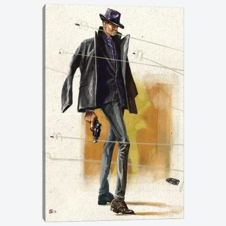 Diverso In Pulp Canvas Print #SFM7} by Sunflowerman Canvas Wall Art