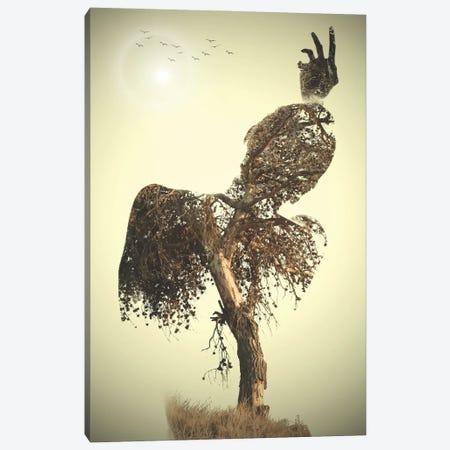 El Árbol De La Vida Canvas Print #SFP38} by Sergio Feldmann Pearce Canvas Artwork