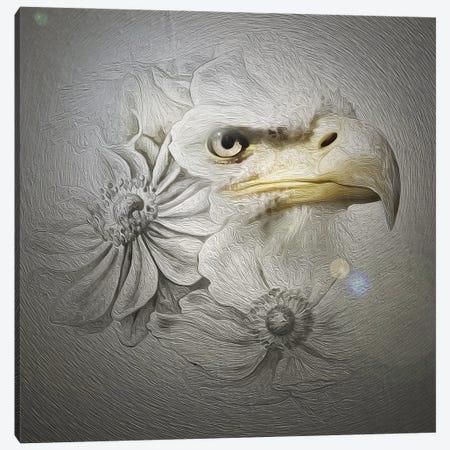 Eagle Canvas Print #SFP73} by Sergio Feldmann Pearce Canvas Art
