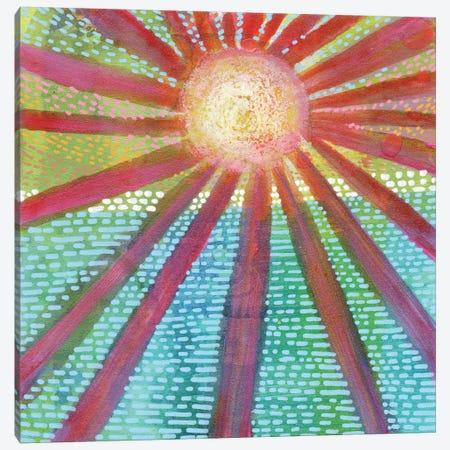 Newport Beach Canvas Print #SFR102} by Sara Franklin Canvas Art Print