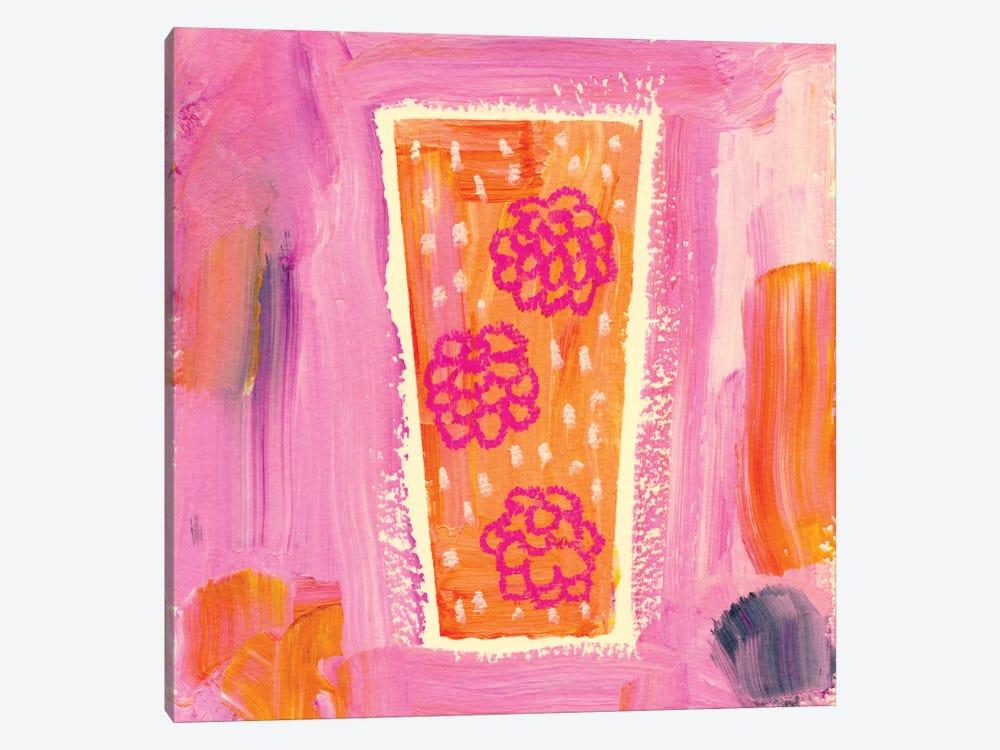 Berry Sparkler by Sara Franklin 1-piece Canvas Art Print