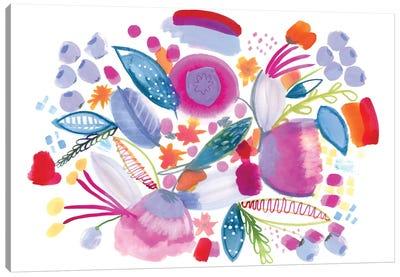 Sweet Honey Canvas Art Print