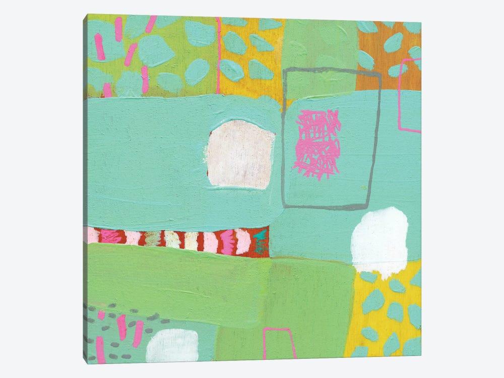 Wandering by Sara Franklin 1-piece Canvas Art Print
