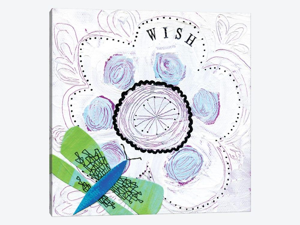 Wish by Sara Franklin 1-piece Canvas Print