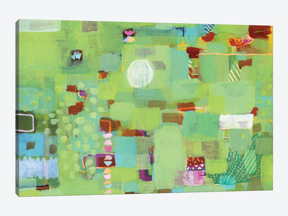 Wondering by Sara Franklin 1-piece Canvas Print