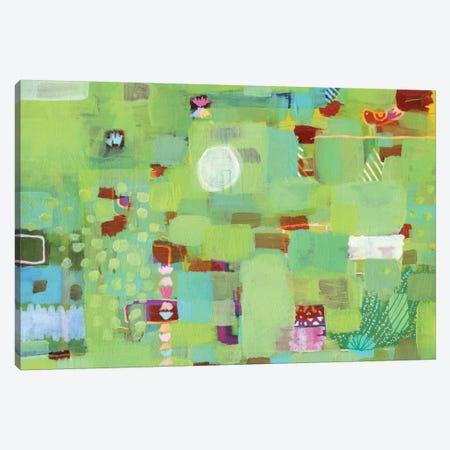 Wondering Canvas Print #SFR170} by Sara Franklin Canvas Art