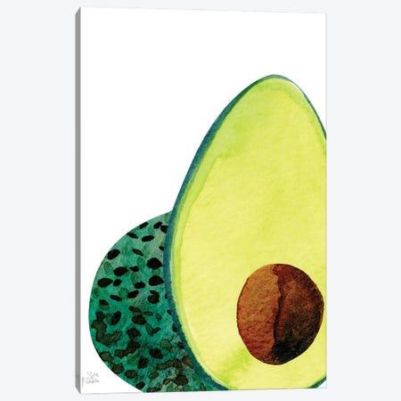 Avocados Canvas Print #SFR196} by Sara Franklin Canvas Art Print