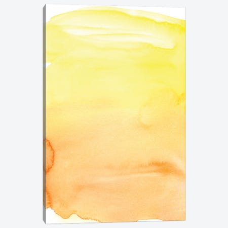 Citron Canvas Print #SFR205} by Sara Franklin Art Print