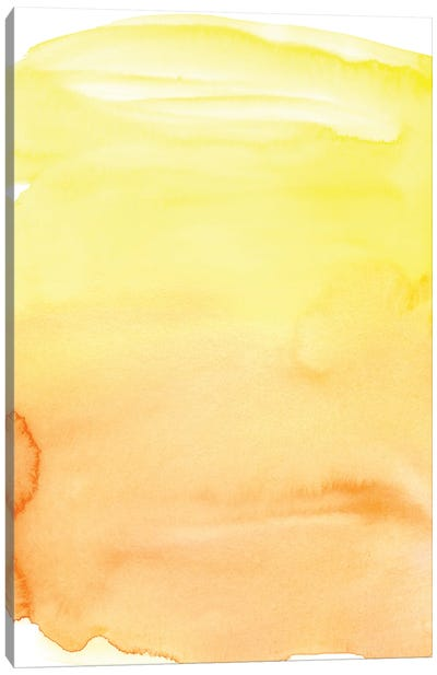 Citron Canvas Art Print