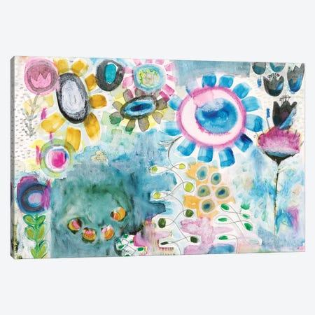 Botanical Dream Canvas Print #SFR22} by Sara Franklin Canvas Print