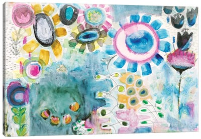 Botanical Dream Canvas Art Print