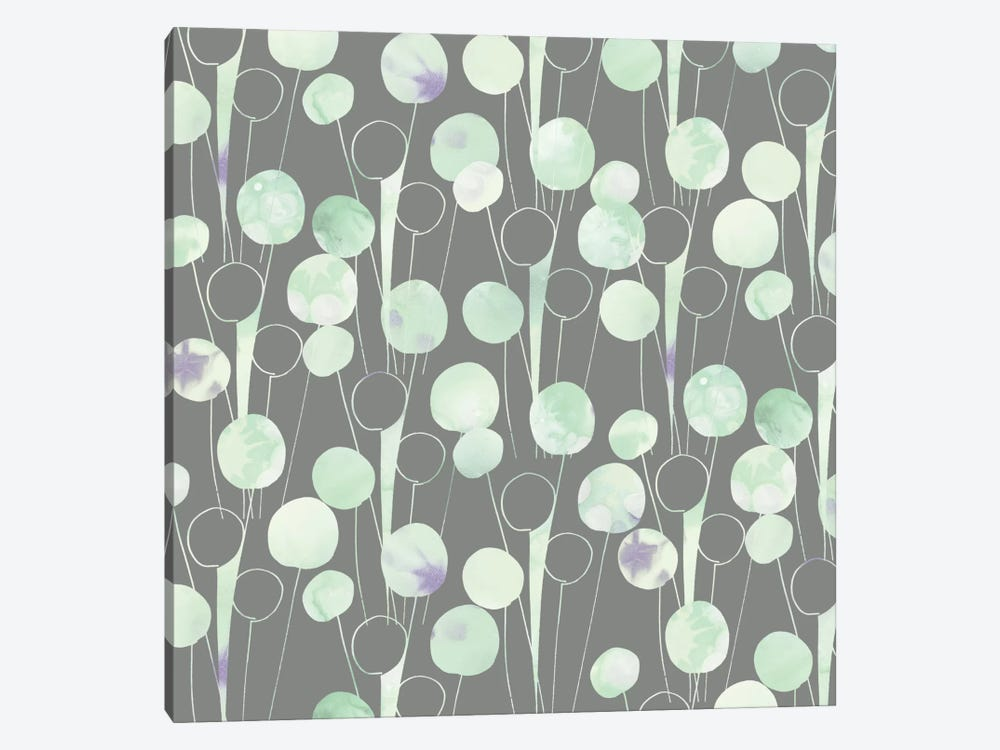Bubbles by Sara Franklin 1-piece Canvas Artwork