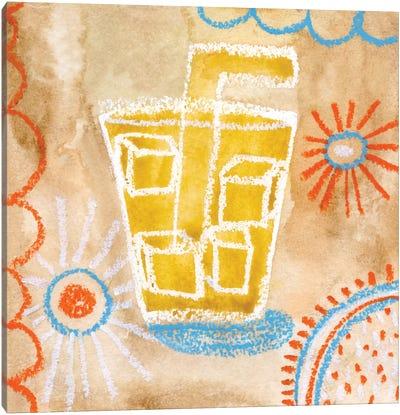 Coffee Time Canvas Print #SFR39