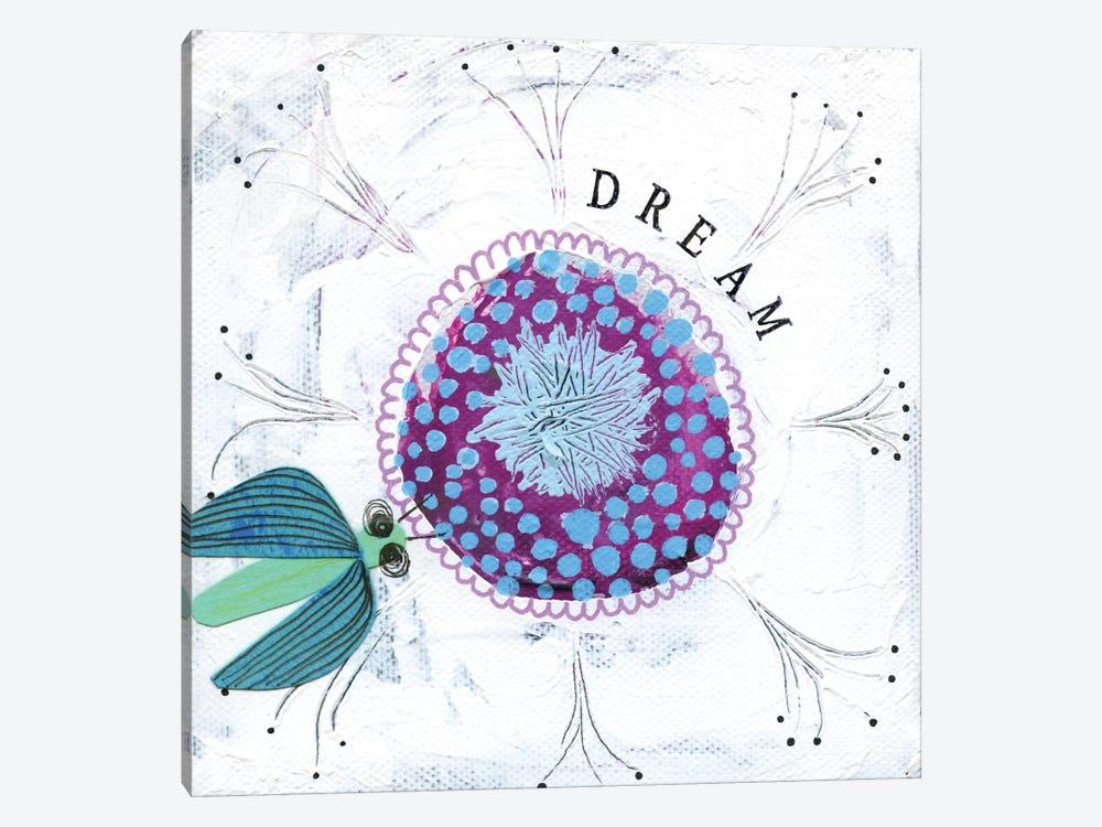Dream by Sara Franklin 1-piece Canvas Artwork