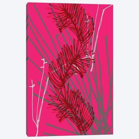 Falling Twigs Canvas Print #SFR57} by Sara Franklin Canvas Art Print