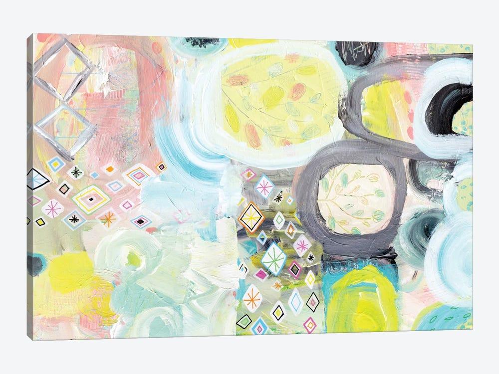 Field by Sara Franklin 1-piece Canvas Wall Art