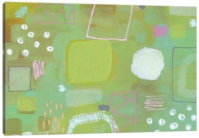 Finding Peace Canvas Art Print