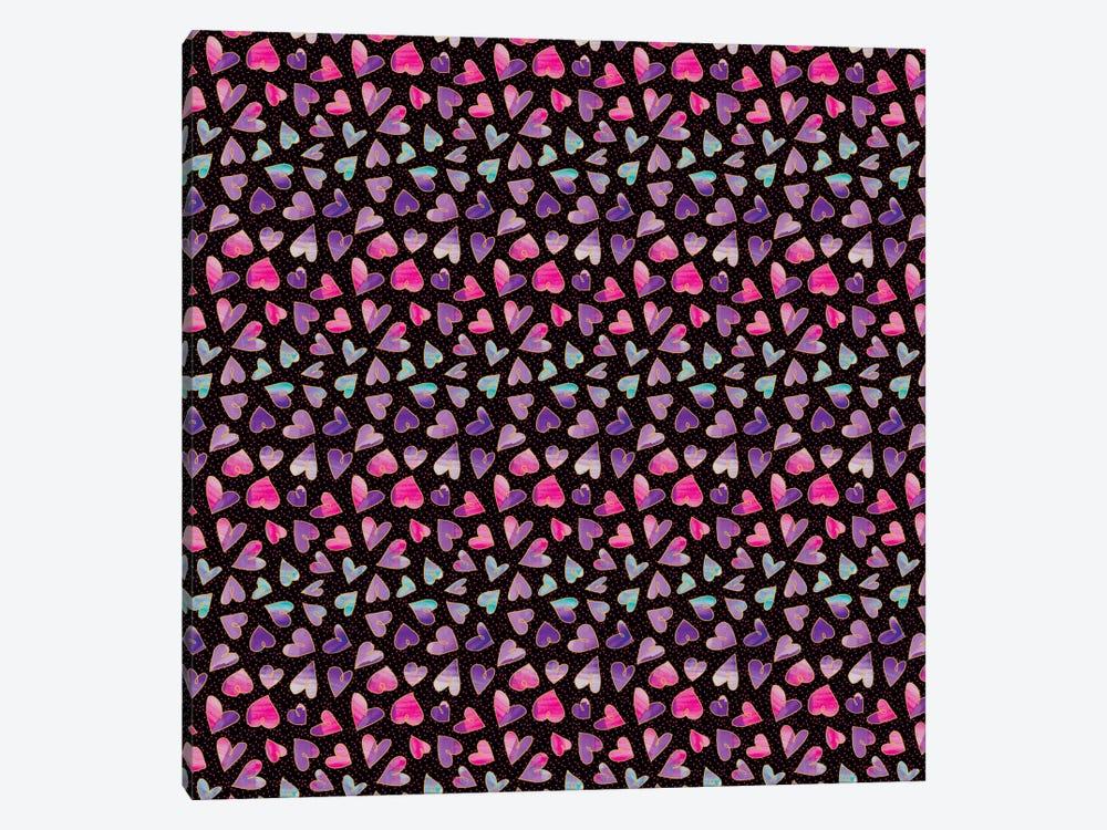 Hearts by Sara Franklin 1-piece Art Print