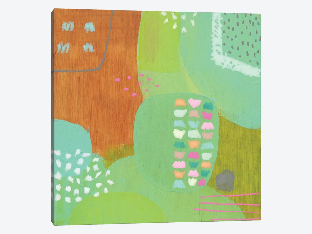 Here And There by Sara Franklin 1-piece Canvas Artwork