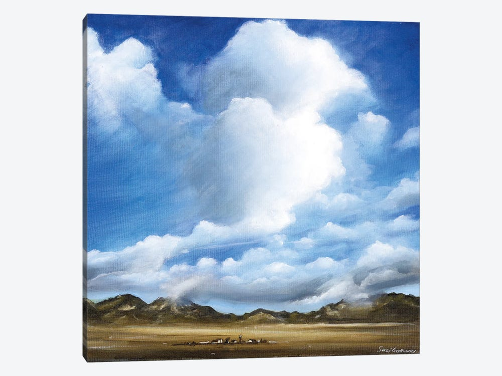 The Rockies by Susi Galloway 1-piece Canvas Art