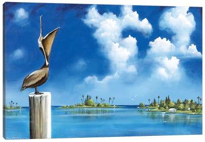 Good Morning, Florida Canvas Art Print