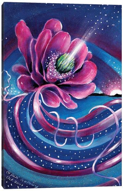 Joy Of Creating Canvas Art Print