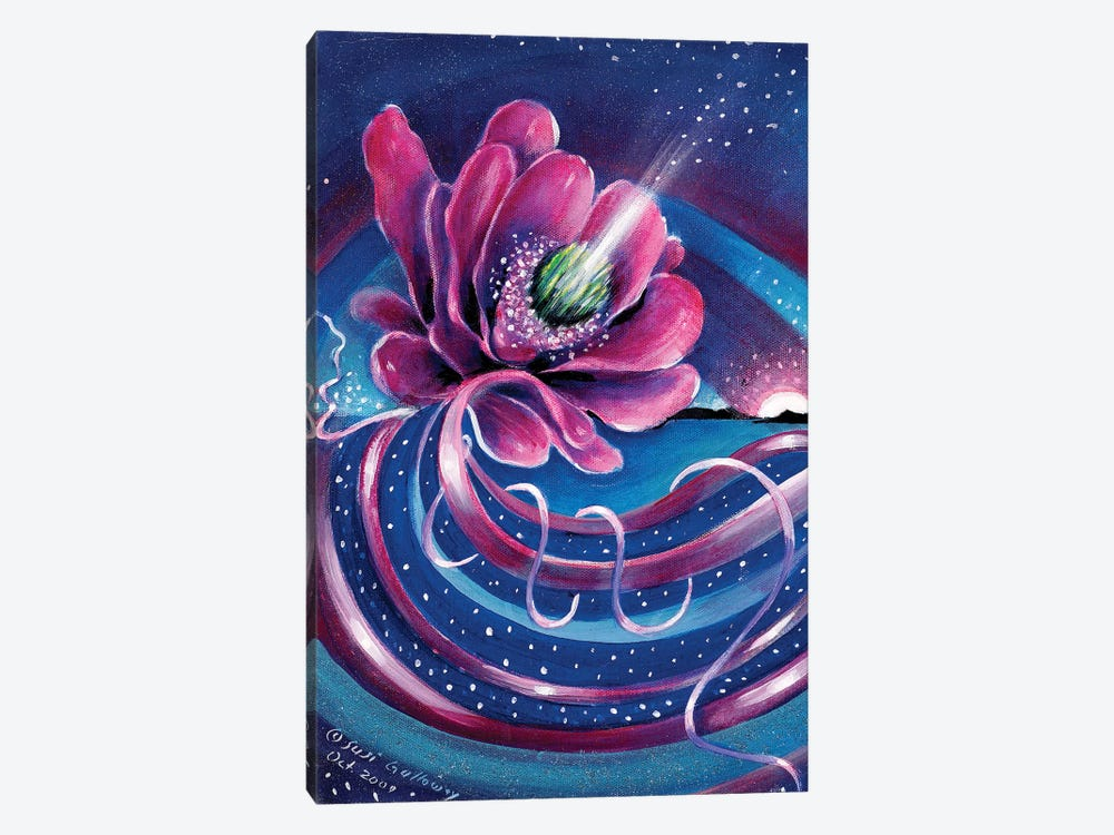 Joy Of Creating by Susi Galloway 1-piece Canvas Wall Art