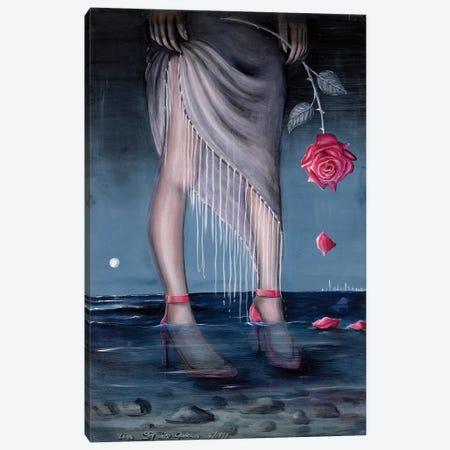 Legs Canvas Print #SGA2} by Susi Galloway Canvas Art